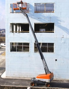 Working Safely on Aerial Lifts
