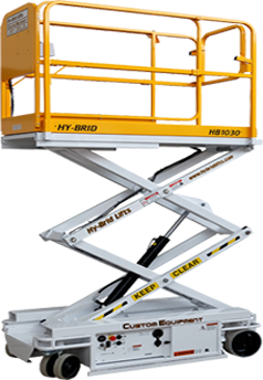New Scissor Lift Modifications Improve JLG Scissor Lifts, Customers Say