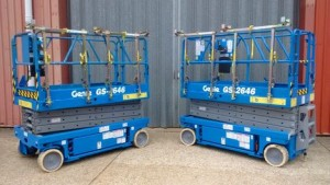 Scissor Lift Attachment
