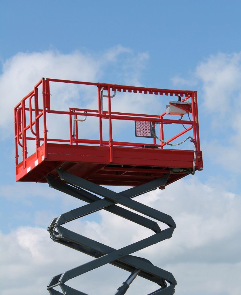 how to prevent aerial lift accidents
