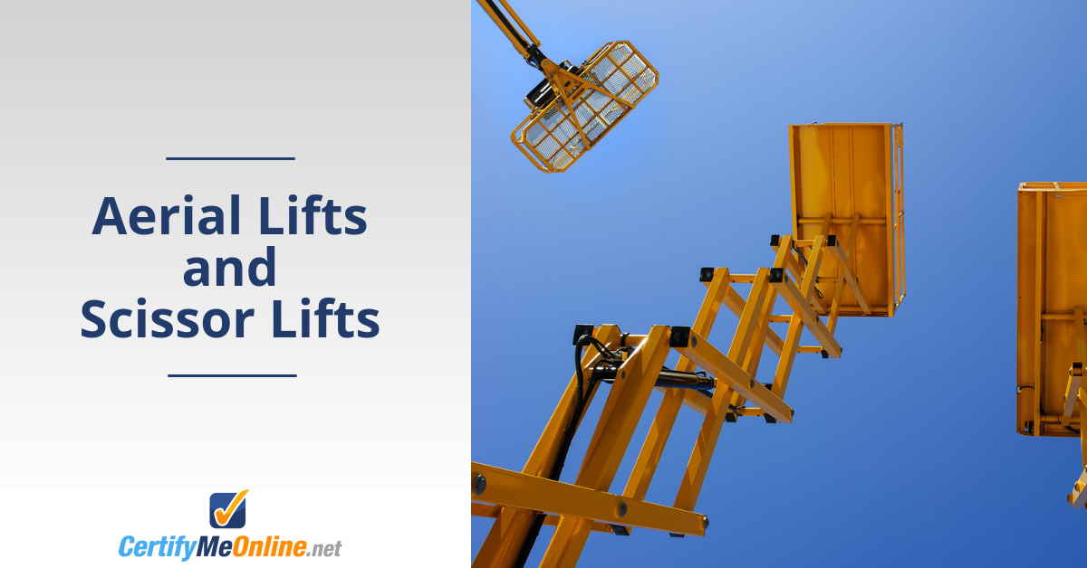 Aerial Lifts and Scissor Lifts: When to Use Them