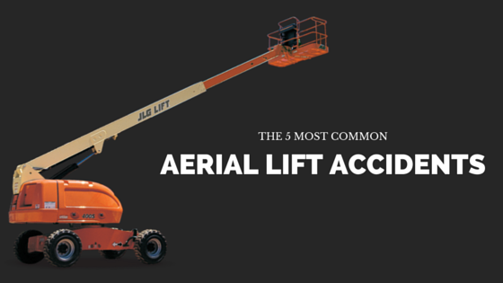 aerial lift accidents