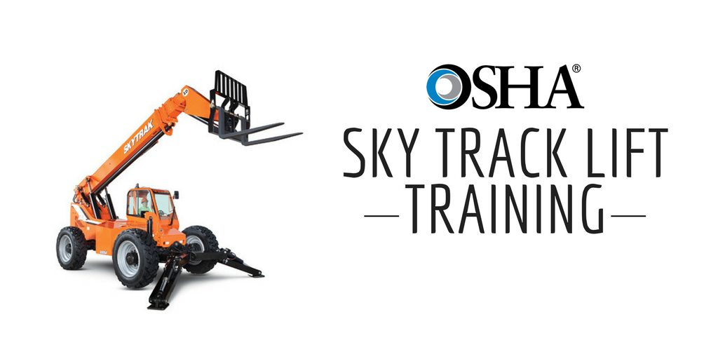 Skytrak Certification Forklift Training Certifymeonline