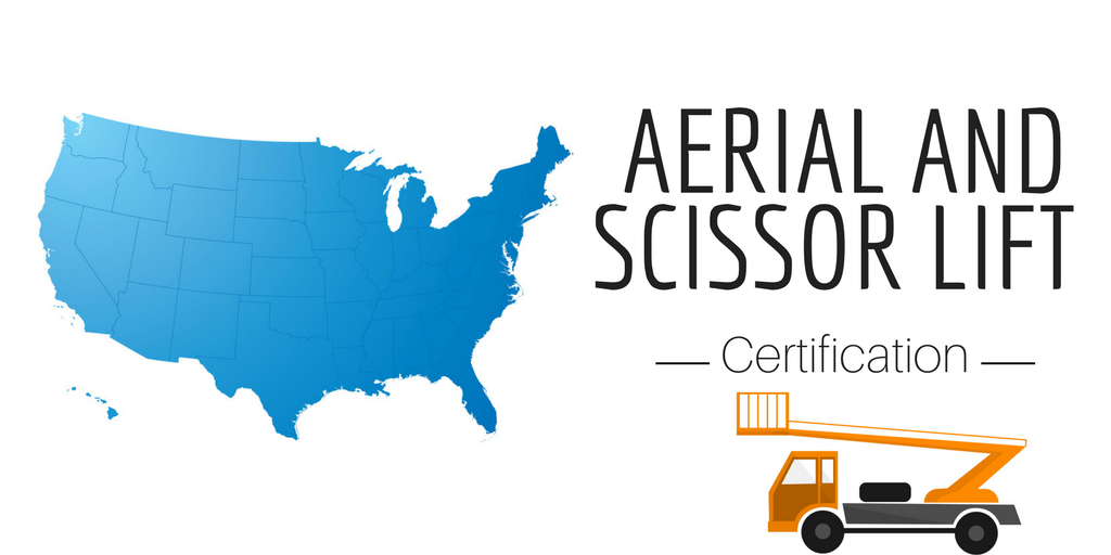 Where To Get Aerial And Scissor Lift Certification