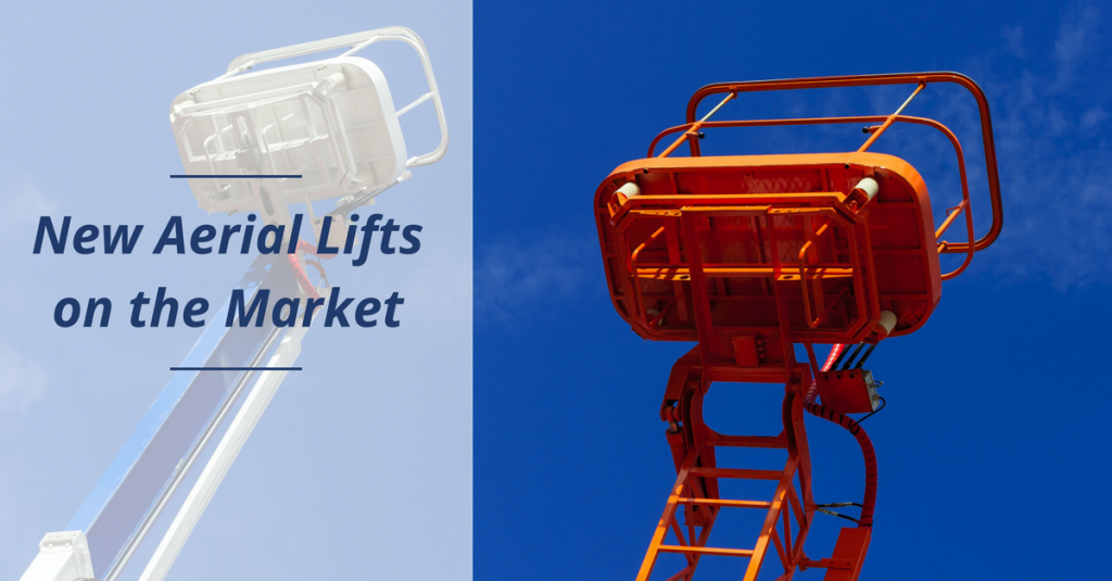 CMO - new aerial lifts on the market