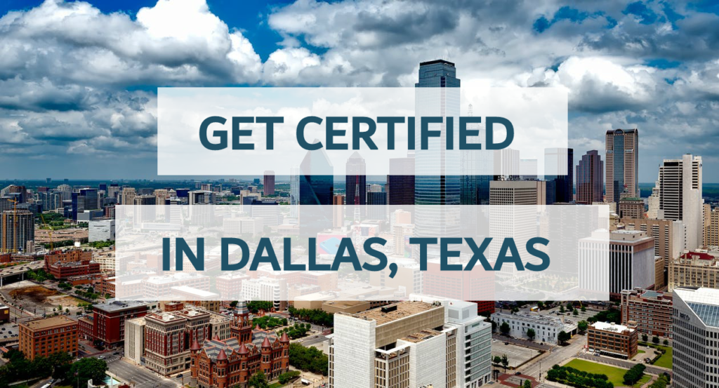 dallas aerial lift certification