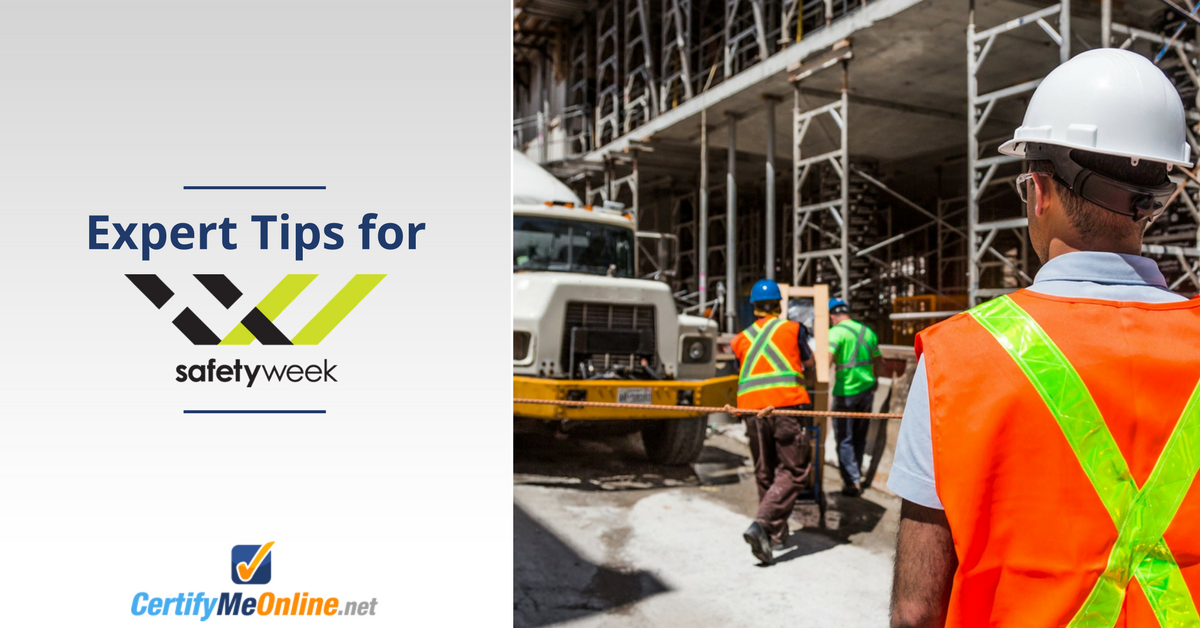 tips for construction safety week