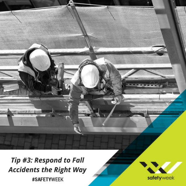 Construction Safety Week Tip 3