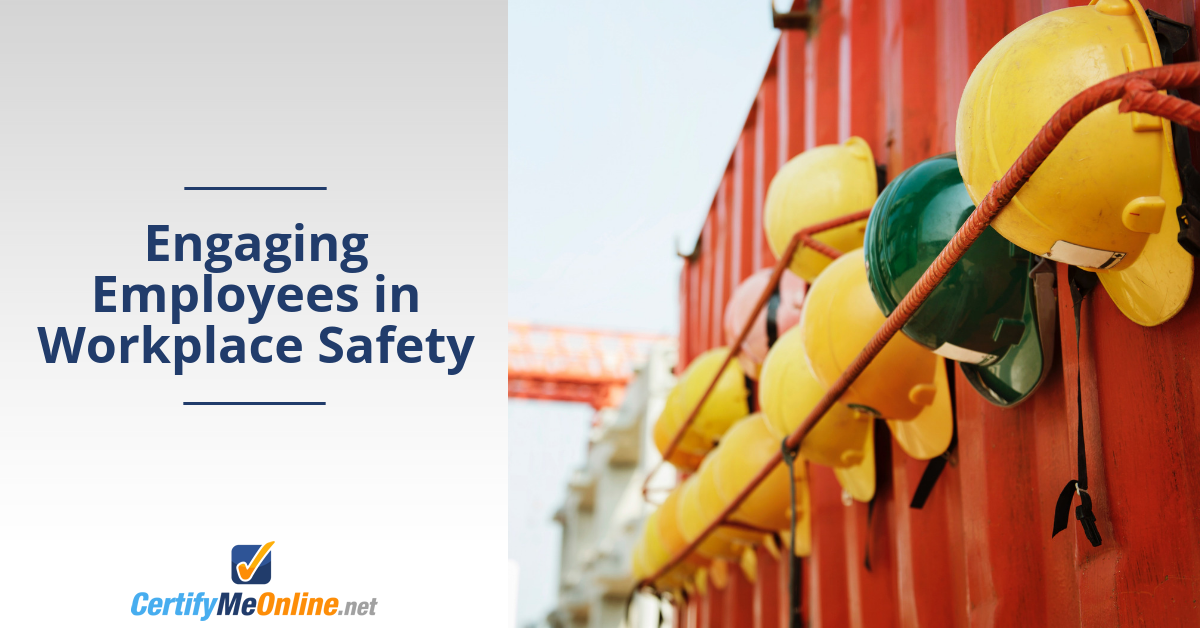 Engaging Employees in Workplace Safety