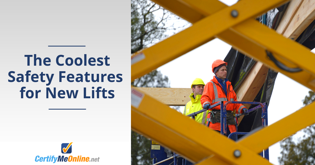 The Coolest Safety Features for New Lifts