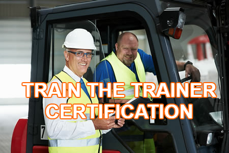 aerial lift train the trainer certification